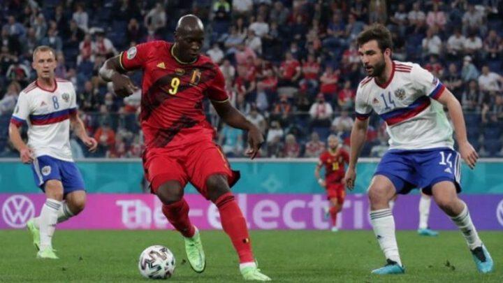 Россия проиграла Бельгии со счетом 0:3