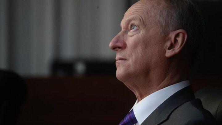 Патрушев вконец заврался на IX Московской конференции по международной безопасности