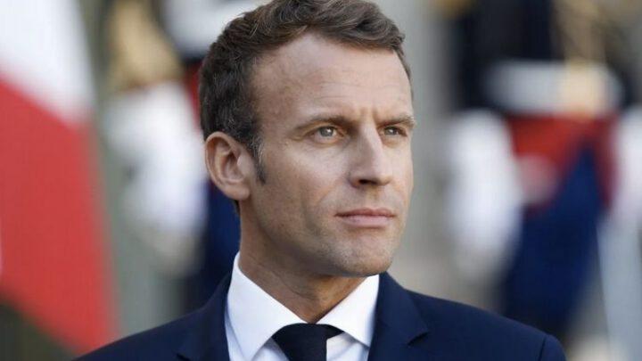 Макрон назвал президента ЦАР заложником группы Вагнера