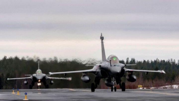 В Европе стартовали военные учения Arctic Challenge Exercise