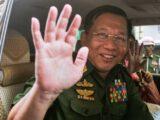 Новое унижение. Путин прогнулся перед диктатором Мьянмы под выстрелами партизан.  Эксклюзив