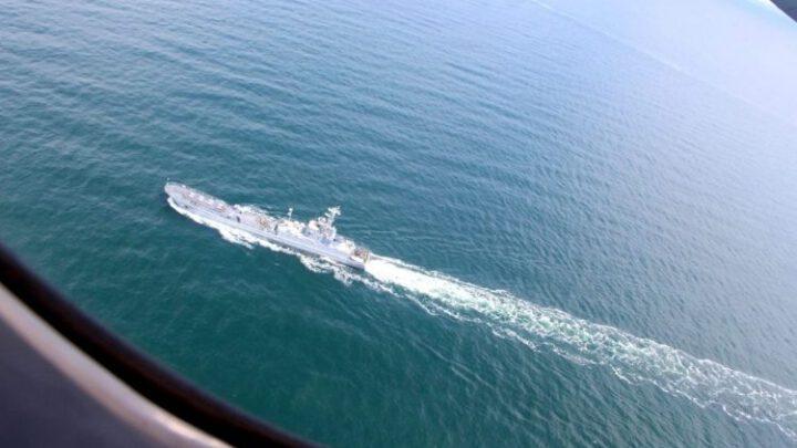 У Чорному морі відбулися навчання корабельної десантної групи