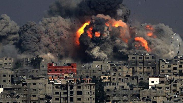 Кому нужна война с Израилем или РФ в роли стервятника