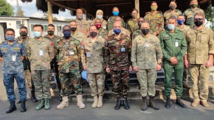 Український офіцер розповів про миротворчу місію ООН у Демократичній Республіці Конго