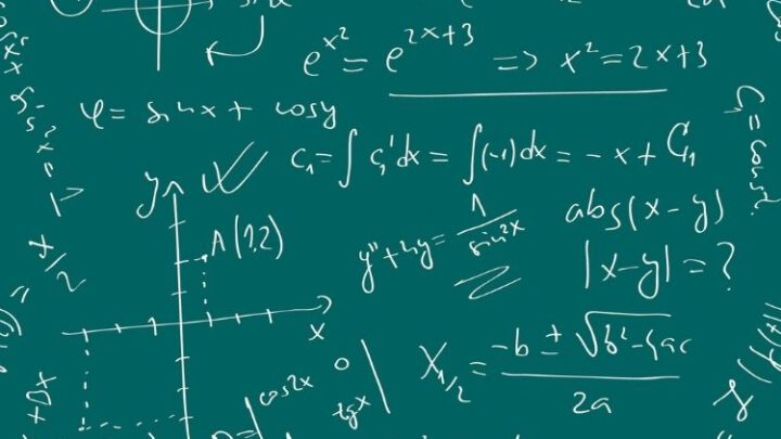 Чому в рівняннях ми використовуємо X та Y, а не інші букви?