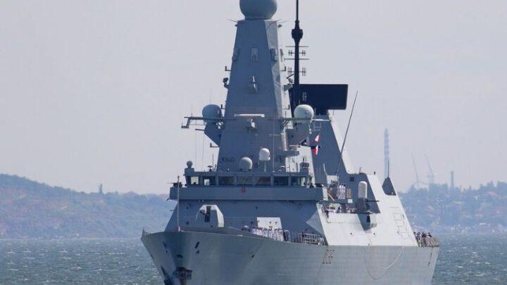 Кремль в истерике: британский эсминец продемонстрировал поддержку Украины со стороны НАТО. Эксклюзив