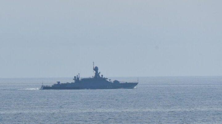 Нидерланды обвинили РФ в имитации атак на фрегат в Чёрном море