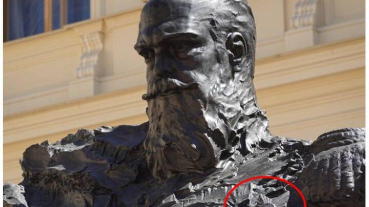 Нарышкин подставил Путина, сделав царя-погромщика евреем