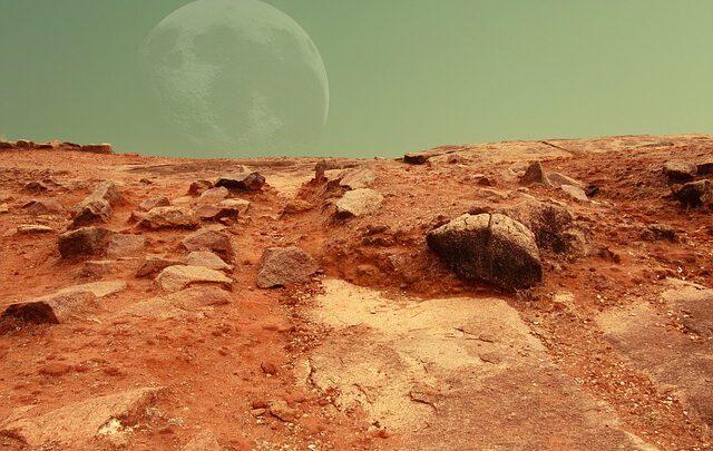 Новая технология очистки воды может также помочь исследователям Марса