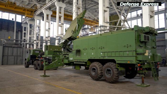 На що здатна «бойова» РЛС для всіх зенітних ракетних комплексів ЗСУ