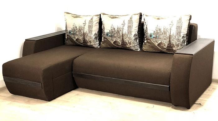 Как выбрать угловой диван в гостинную?