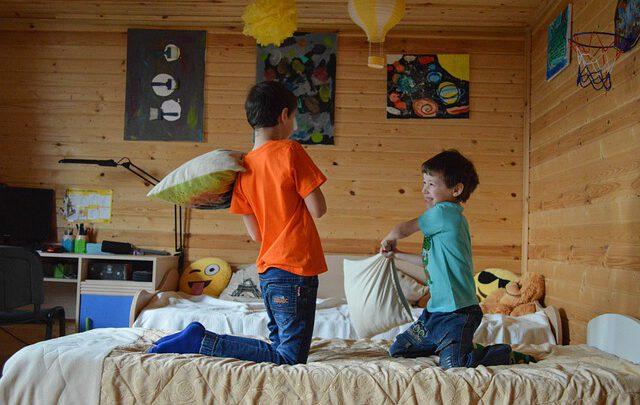 10 советов, как экологично украсить детскую комнату