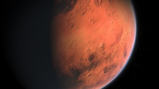 Земные скалы указывают путь к воде, скрытой на Марсе