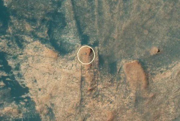 Марсоход Curiosity обнаруживает, что доказательства прошлой жизни на Марсе, возможно, были стерты