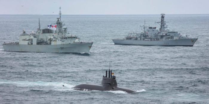 Союзники США хотят больше практиковаться в охоте на российские и китайские подводные лодки
