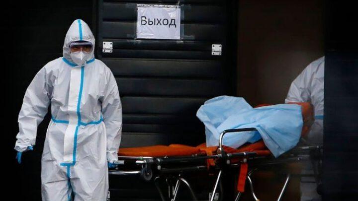 В России зафиксирован новый рекорд по смертям от коронавируса