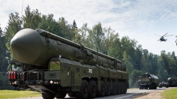 Оккупанты расстраивают в Крыму военную инфраструктуру под ядерное оружие