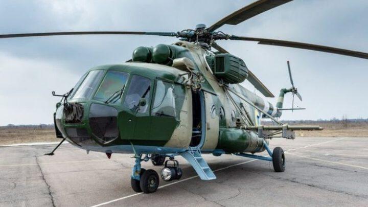 Конотопський авіаремонтний завод «Авіакон» передав армії модернізований вертоліт Мі-8МТВ