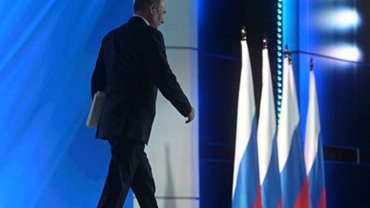 «За русский народ!» Очередная статья Путина о «единстве»