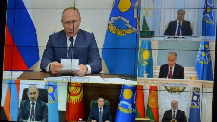 Узбекистан отказался присоединяться к ОДКБ