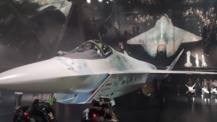 Россия показала мертвый «МиГ» на международной выставке макетов МАКС-2021