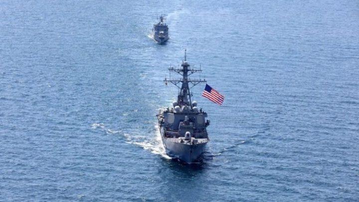 Все о военно-морских учениях Sea Breeze-2021