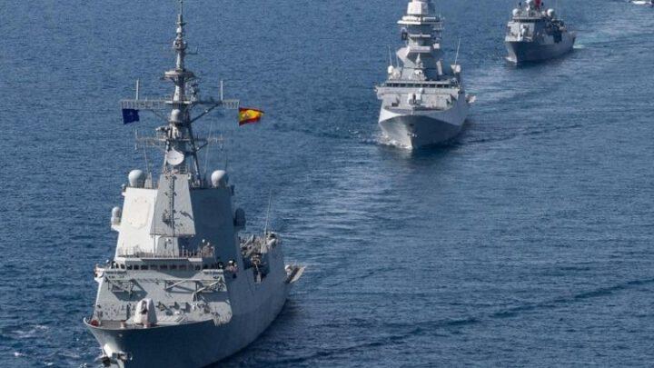 Военно-морские учения Sea Breeze-2021 переходят в активную фазу