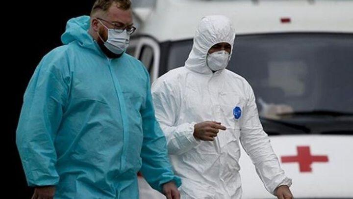 В РФ новый рекорд суточной смертности от коронавируса