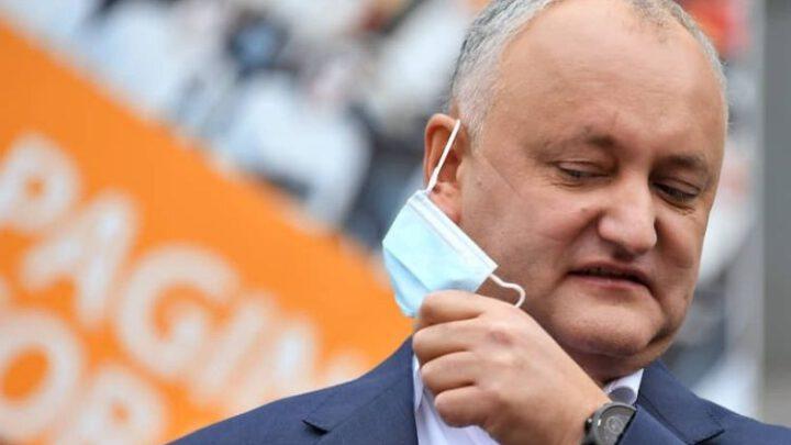Пророссийский Додон проиграл Санду парламентские выборы