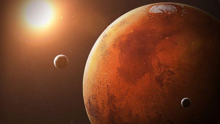 Архітектори показали проєкт першого міста на Марсі