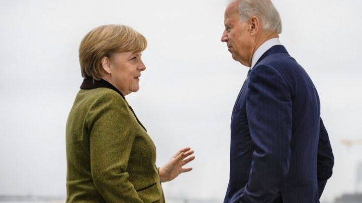 Как Вашингтон и Берлин обнуляют Путина