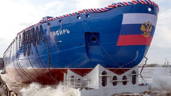 В РФ стартовали испытания «плавучего Чернобыля»