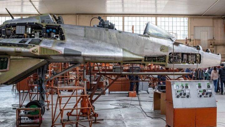 У ДНДІ авіації планують локалізувати радянські винищувачі в Україні