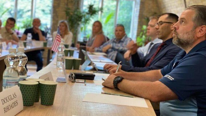 У ВІТІ обговорили з представниками США проєкт з розвитку IT-інфраструктури Cable Dog