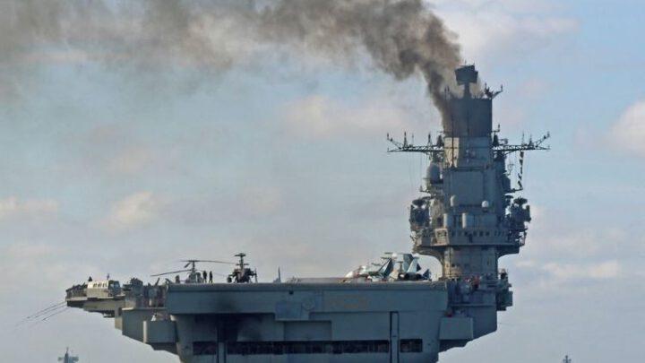 Утонет ли крейсер «Москва» в Чёрном море