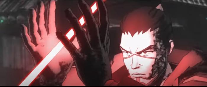 Трейлер «Звездных войн: видения» в стиле аниме