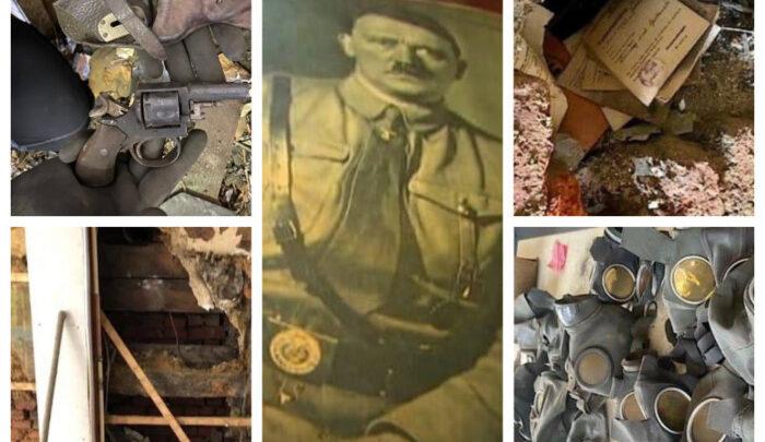 Чоловік знайшов у своєму будинку таємний нацистський сховок