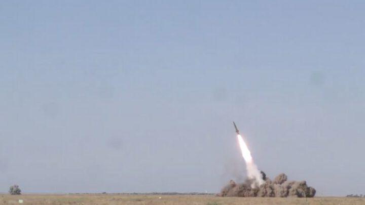 Пройшли випробування модернізованого реактивного снаряду «Тайфун-1» для РСЗВ «Верба»