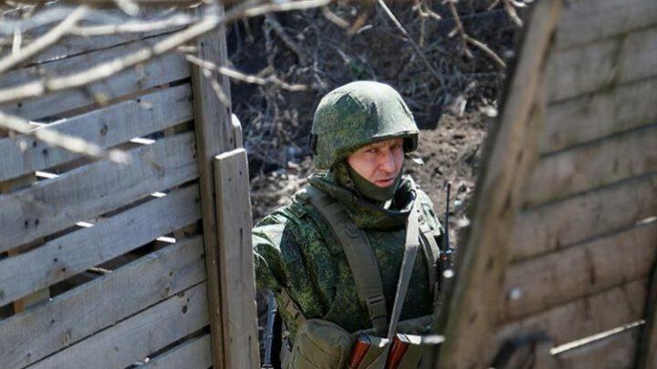 У липні небойові втрати ворога у районі ООС становили 68 осіб