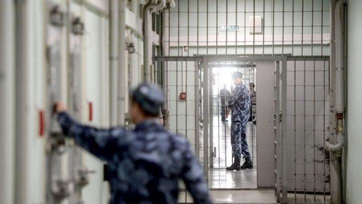 РФ взяла бронзу среди тюремных государств