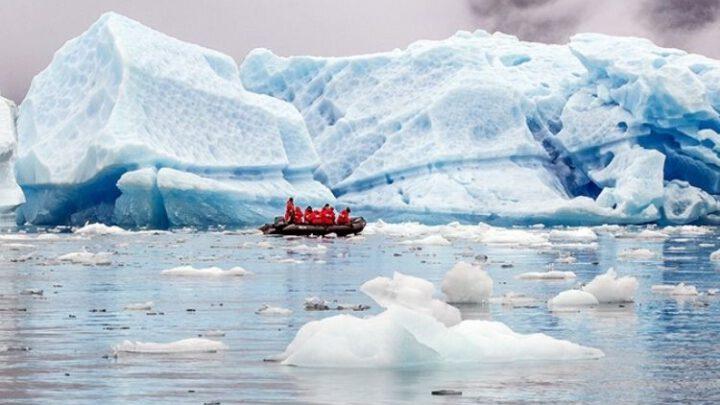 У Гренландії за день розтанули 8,5 млрд тонн льоду