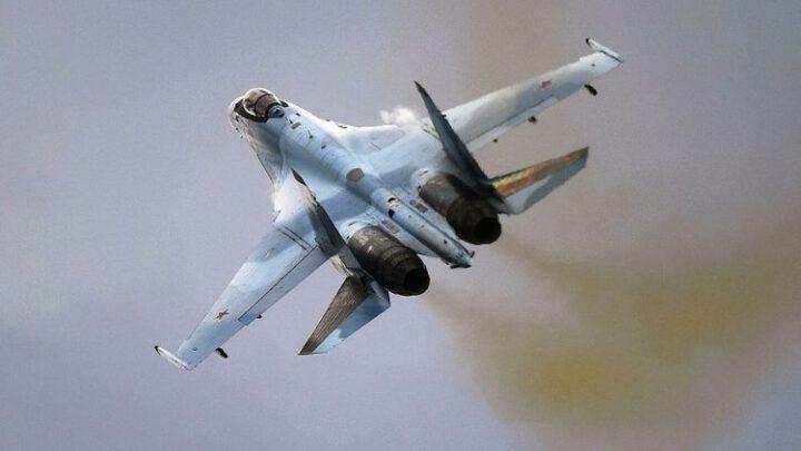 Россия потеряла Су-35С: самолет без пилота пролетел несколько сотен километров. Эксклюзив
