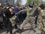 Россия готовит армию «казаков» для подавления протестов