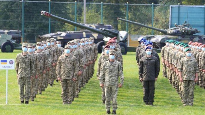 Планується залучити 6 тисяч військовослужбовців із 15 країн до навчань RAPID TRIDENT 2021
