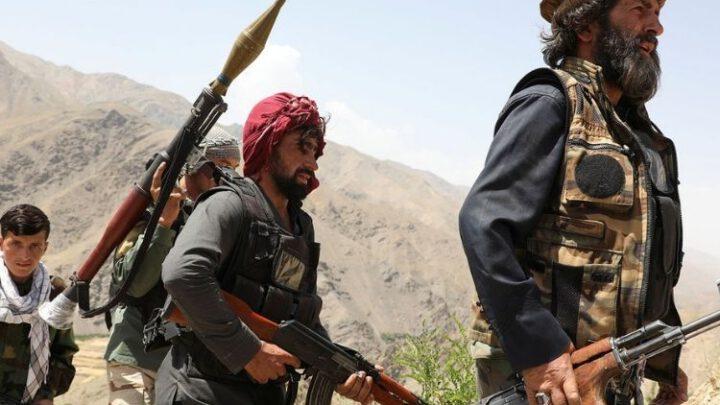 Как Талибан нацеливается на Центральную Азию