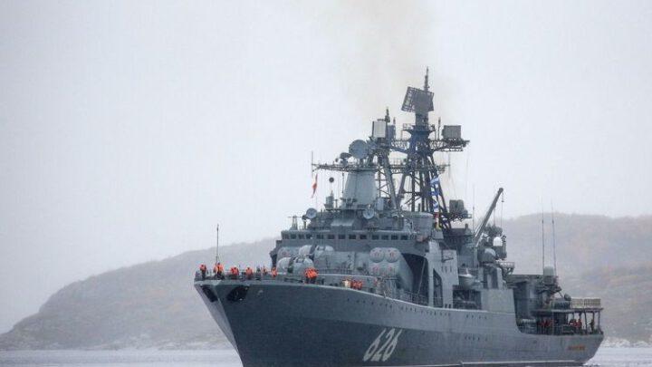 Власти Испании не пустили российские корабли в свой порт