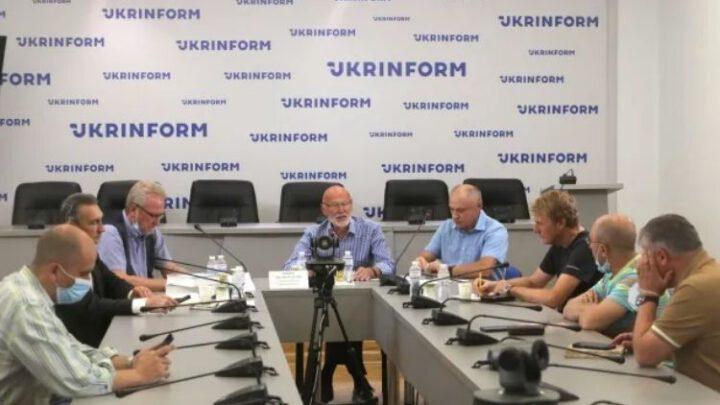 У Києві німецький публіцист презентував книгу про Майдан і російську агресію