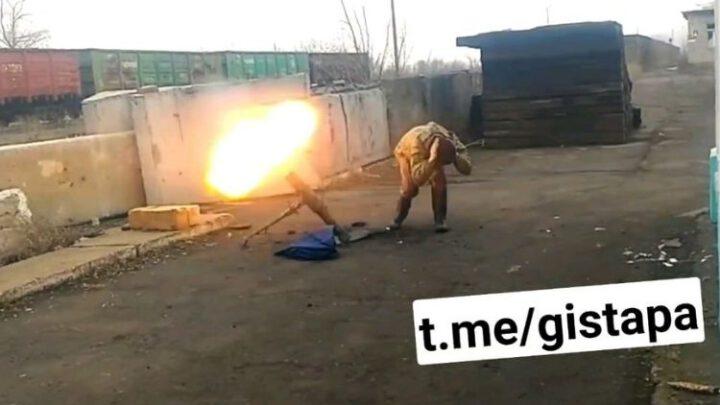 Российский фейк про обстрелы миномётами НАТО от Донбасса до Нагорного Карабаха