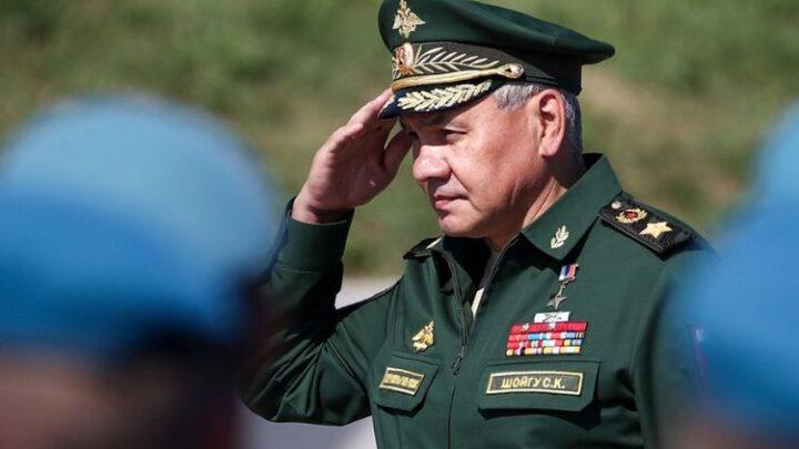 Шойгу неспешно забирает бразды правления Россией