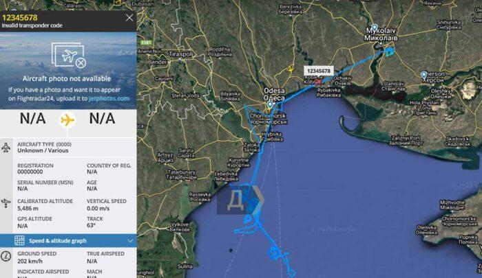 Українські Bayraktar TB2 почали патрулювати над Чорним морем